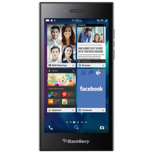 Blackberry Z10 – Lux Mobile